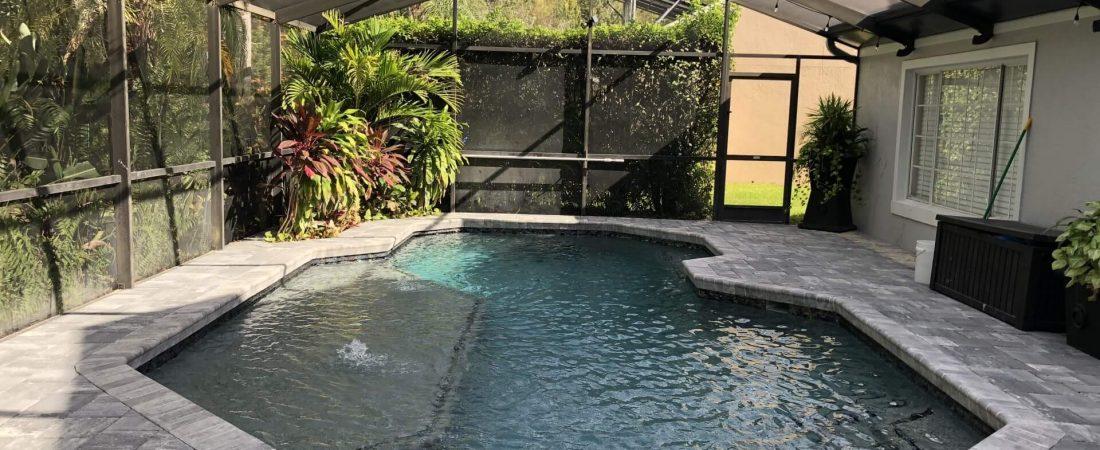 Hunters Creek Pool and Deck Renovation